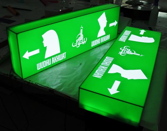 neon box murah jogja